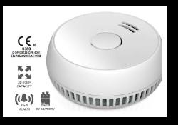 Detector de Humo con Base sonora.