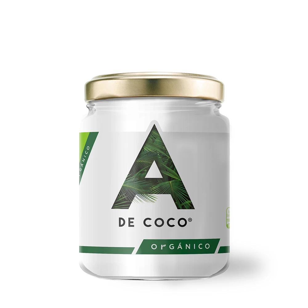 Aceite coco A extra organico 420 ml