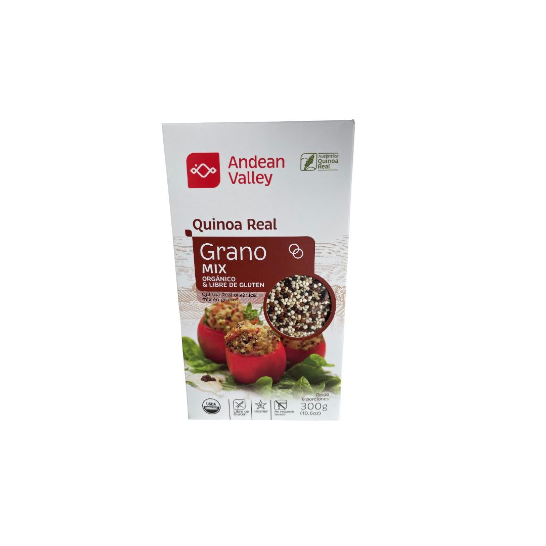 Quinua grano mix 300 gr