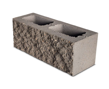 Bloque de Concreto Split 19X19X39 Estructural Fachadas