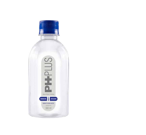 Agua ph plus  300 ml