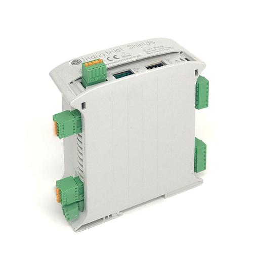 Módulo Relés de 10 E/S - CPU Arduino NANO
