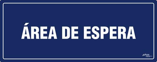 SEÑAL COVID-19 ÁREA DE ESPERA