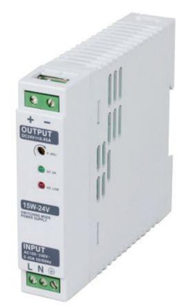 Din Rail Power Supply, 30W, 24V Output
