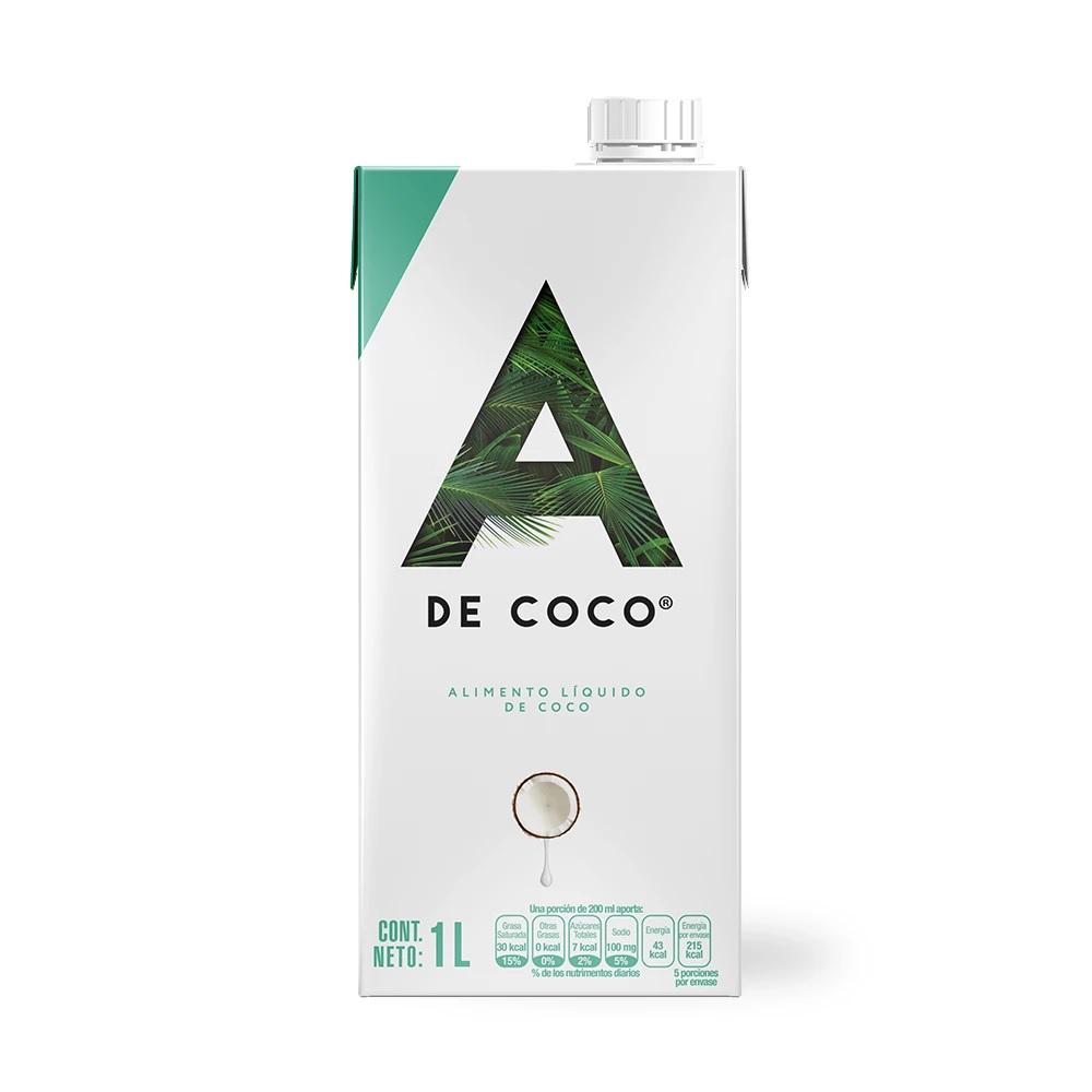 Bebida coco  1L
