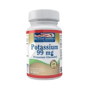 Potassium 99 mg 100 tab