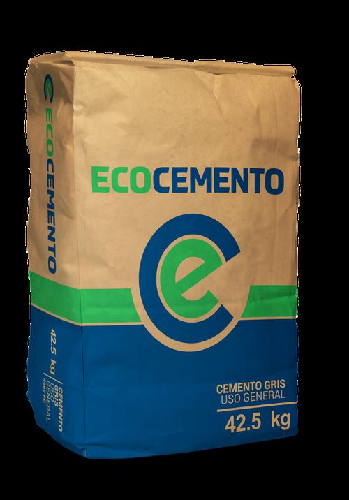 Cemento Gris  Uso General Tipo UG  ECOCEM   42.5 KILOS