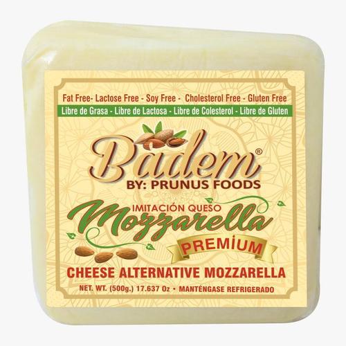 Queso imitación Mozzarella