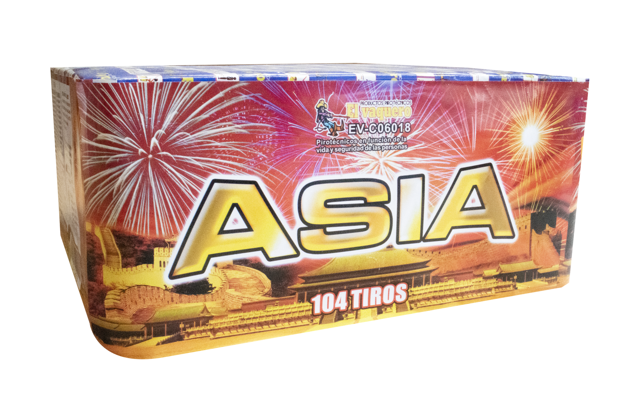 Torta Asia 104  tiros 0.8