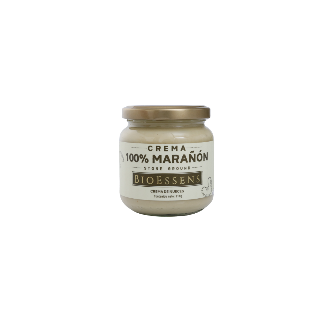 Crema marañon natural Bioes  210 gr