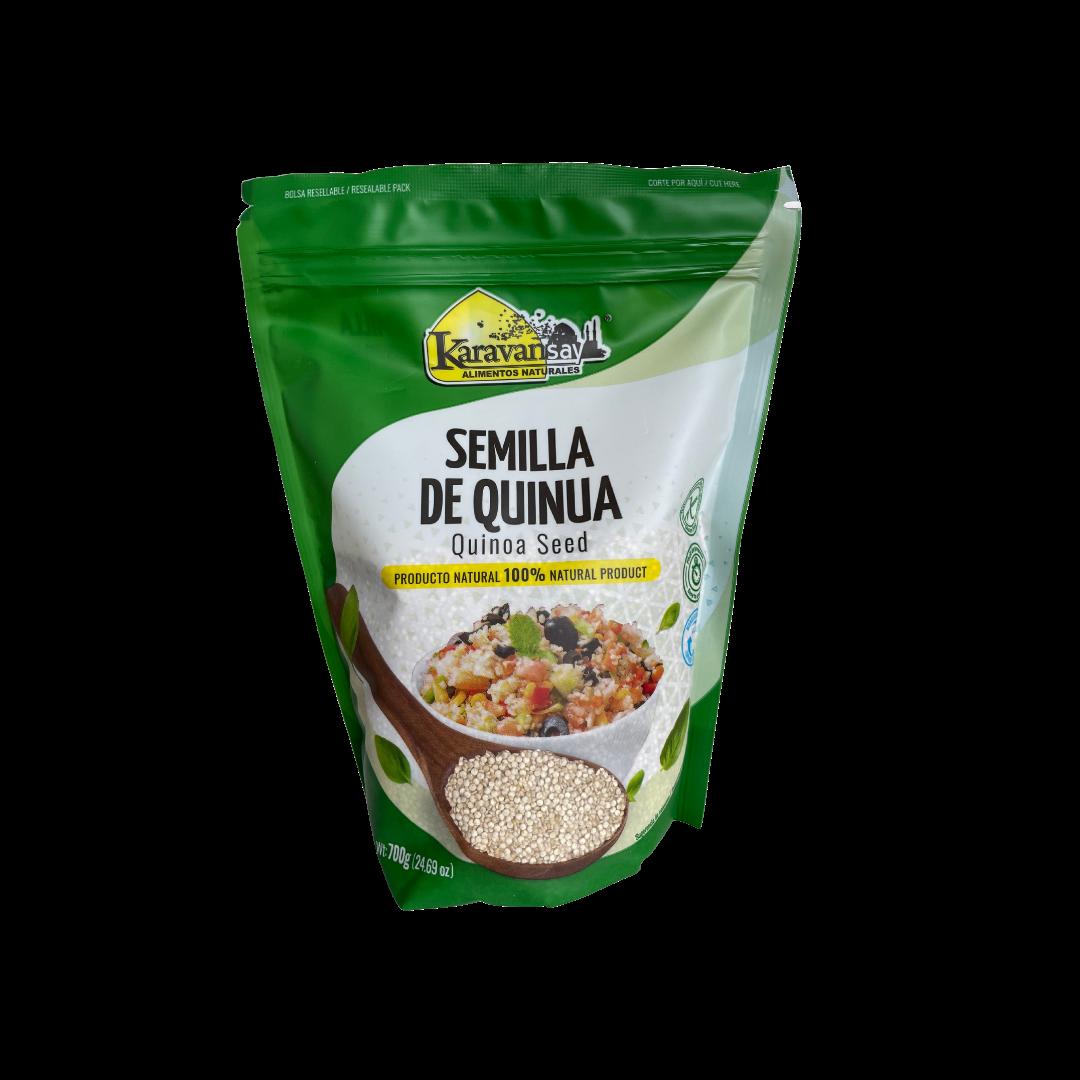 Quinua semilla doypack 700 gr