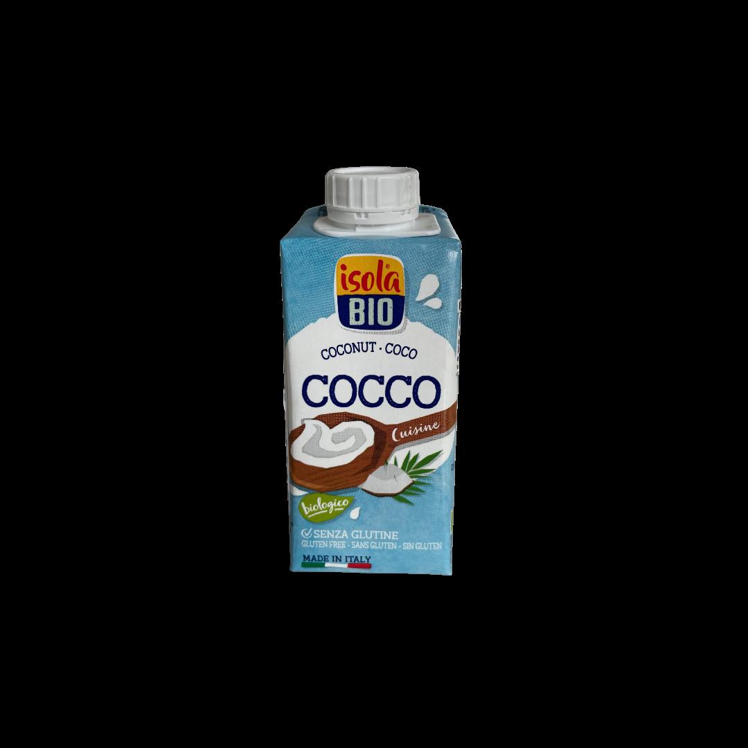 Crema coco cocina 200 ml