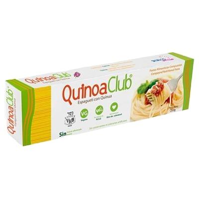 Espagueti con Quinoa