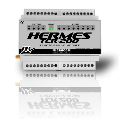 Hermes TCR200 2G (antena+cable USB)