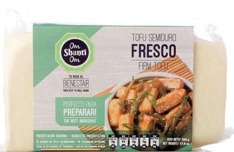 Tofu omshantiom   500 gr