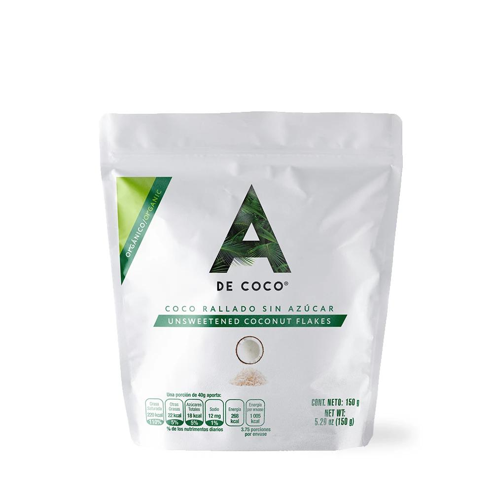 Coco org deshidra  150 gr