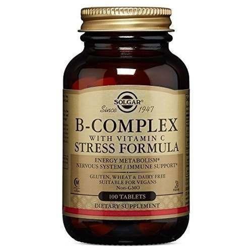 B complex vit C  100 tab