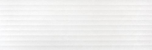 E-CERAMICA BASIC DEC WHITE STRUTTURADO RECT 30X90 (2876)