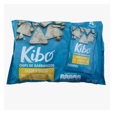 Chips de Garbanzo con Hierbas Mediterráneas - 4 paquetes