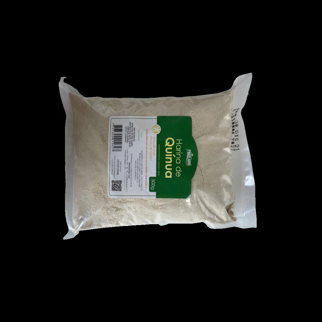 Harina quinua convencional  500 gr