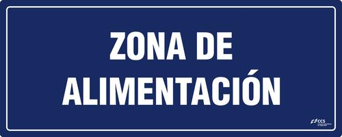 SEÑAL COVID-19 ZONA DE ALIMENTACIÓN