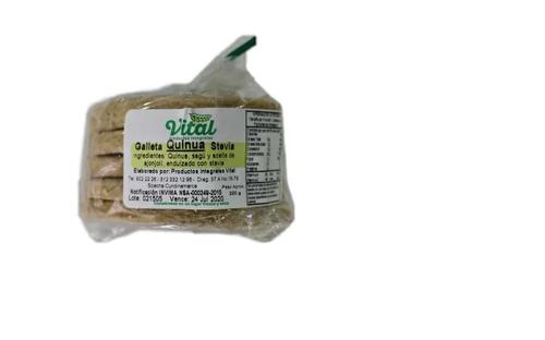 Galleta quinua stevia VITAL  220 gr