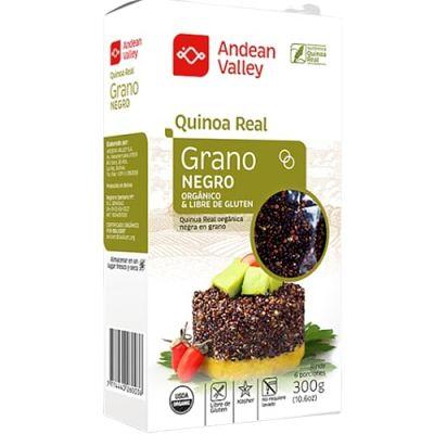 Quinoa Orgánica Negra