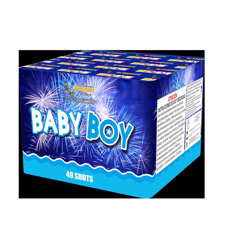 Torta Baby Boy 49 Tiros