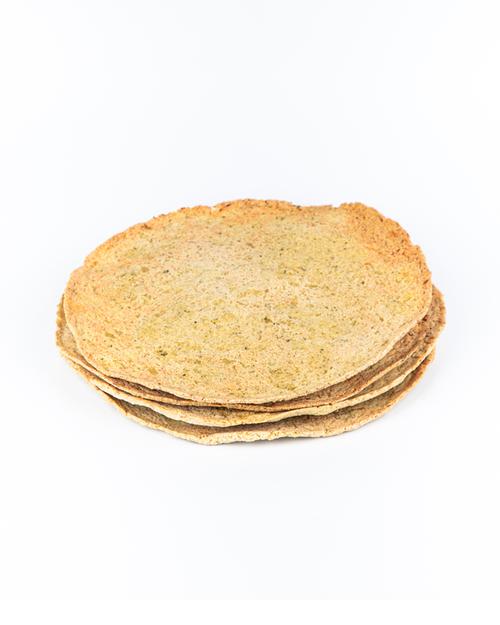 Masa congelada pizza coliflor (x4 unidades)
