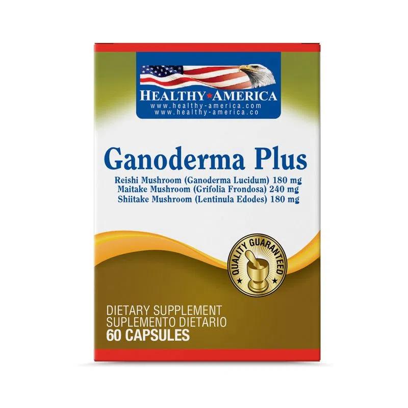 Ganoderma plus 60 cap