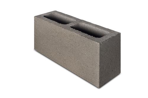 Bloque de Concreto Liso Estructural 12x19x39cm