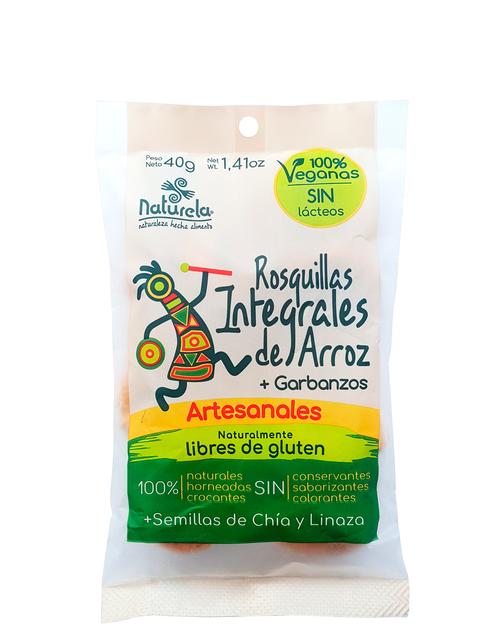 Rosquitas Integrales veganas