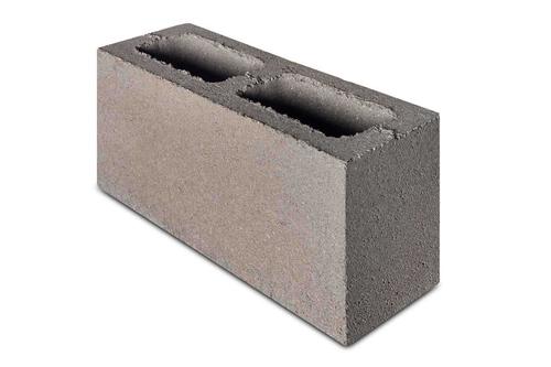 Bloque de Concreto Liso Estructural 14x19x39cm