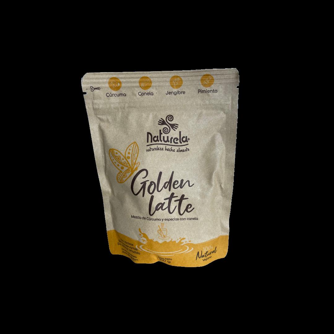 Golden latte  100 gr