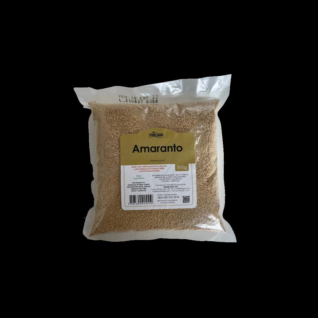 Amaranto grano 500 gr