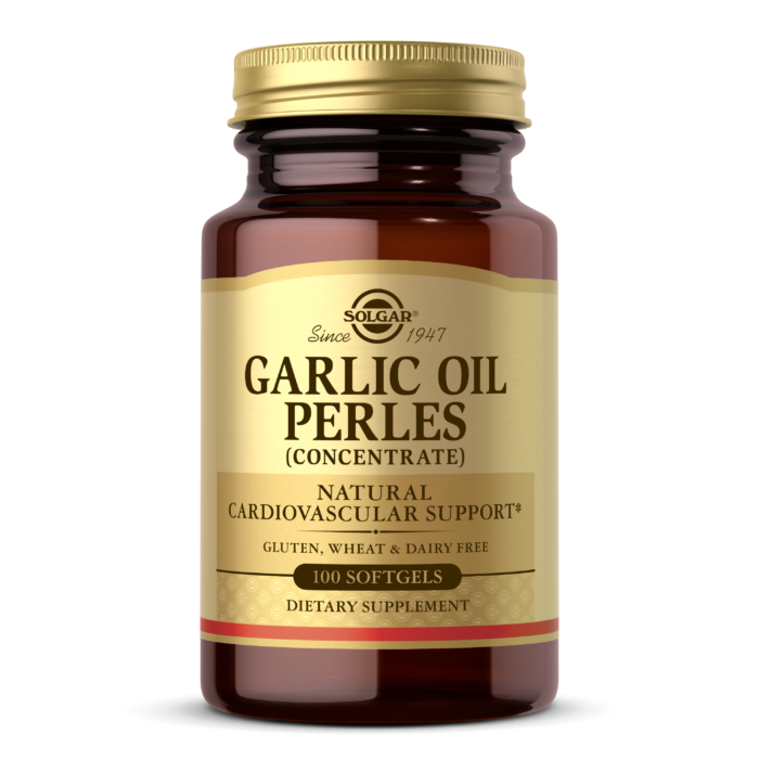 Garlic oil perles  100 soft
