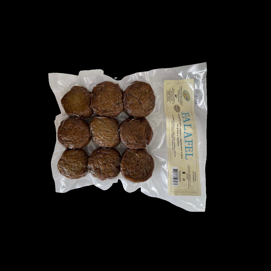 Falafel garbanzo 9 und  270 gr