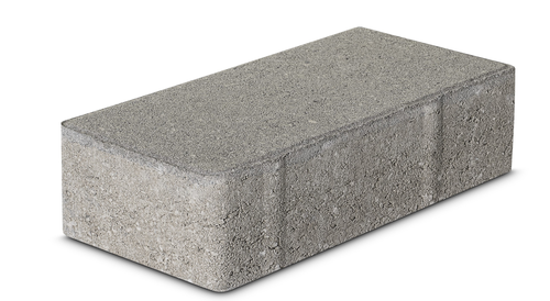 Bloque de Concreto para Pisos 10x20x6 Tráfico Peatonal y Vehicular Liviano