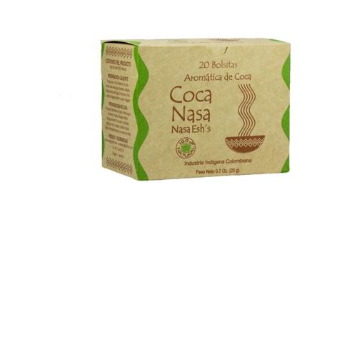 Aromatica coca nasa  20 bol