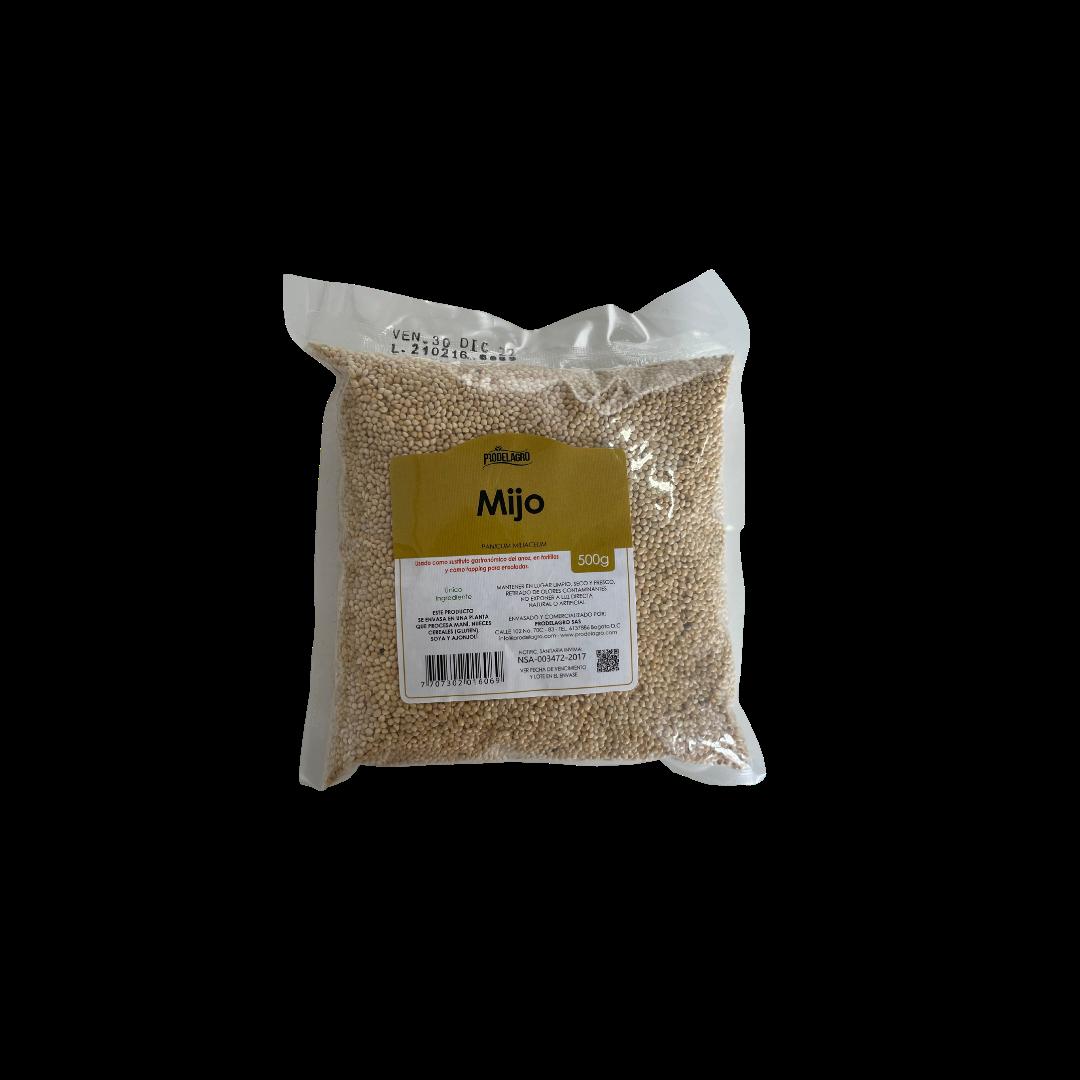Mijo semilla 500 gr
