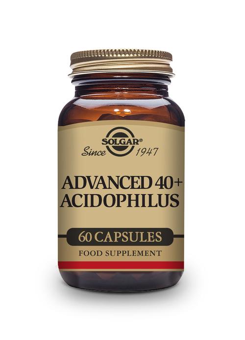 Acidophilus 40+  60 cap