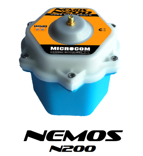 NEMOS N200  2G (Basic version: IP68,cable USB, 1 pack battery)