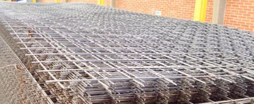 Malla electrosoldada 6,5mm de 6x2,35m separación 15x15cm