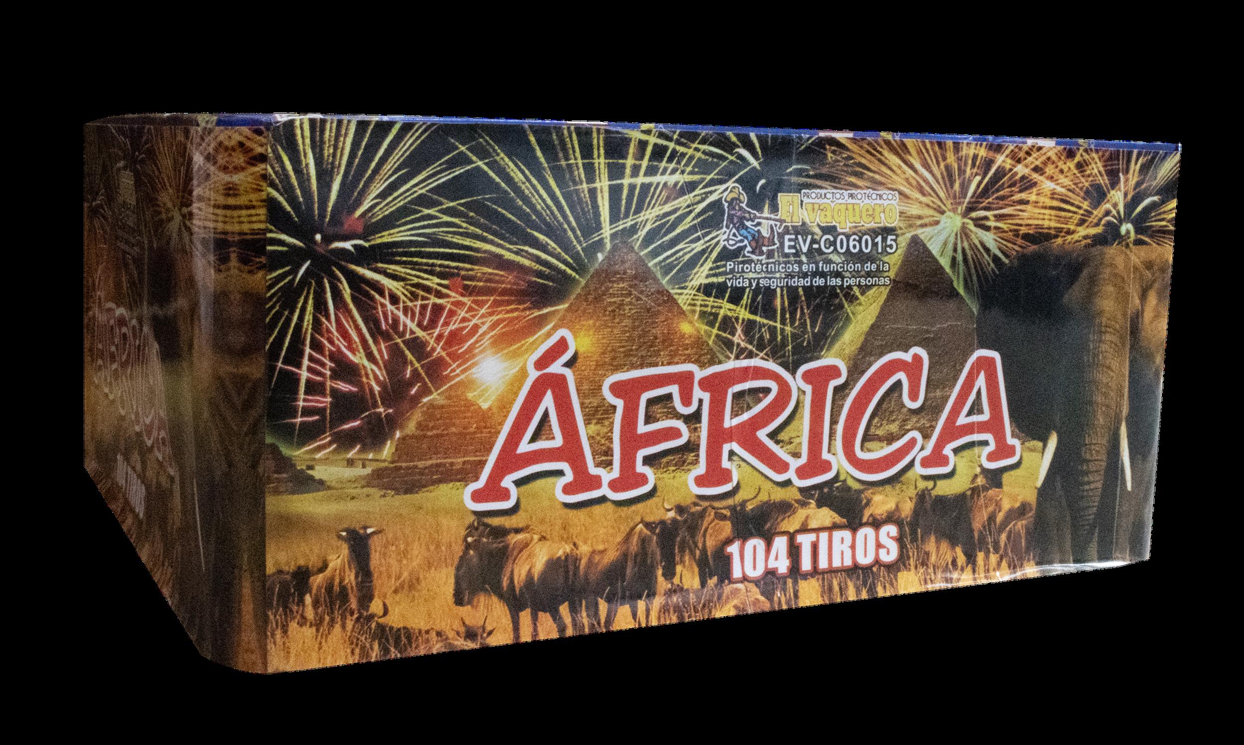 Torta Africa 104  tiros 0.8