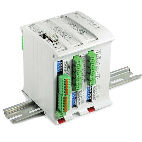 M-DUINO PLC Arduino Ethernet 38AR I-Os Analog-Digital PLUS