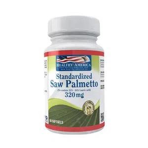 Saw palmeto  320 mg HA  60 sof