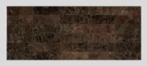 TABLILLA MARRON EMPERADOR 30x10x1