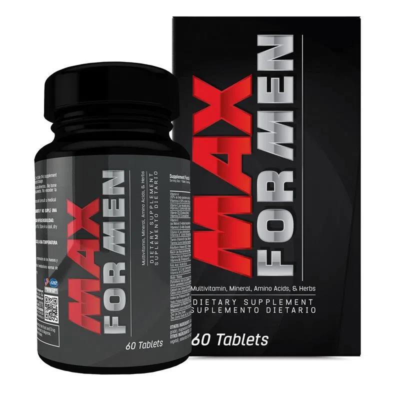 Max for men  60 tab