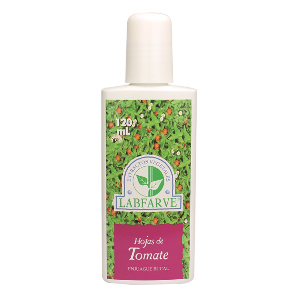 Hojas tomate extracto   120 ml