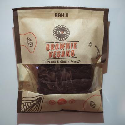 Brownie Vegano Gluten Free